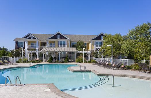 Bell Lake Norman pool